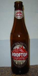 Rooftop Red Lager