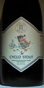 Cyclo Imperial Chocolate Stout