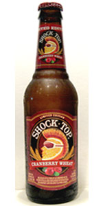 Shock Top Cranberry Wheat