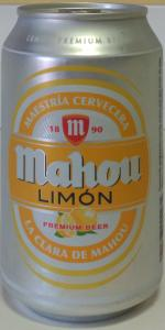 Mahou Limón