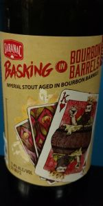 Basking In Bourbon Imperial Stout
