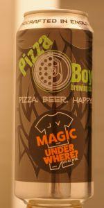 Magic Under Where?