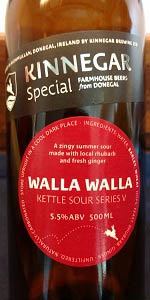 Walla Walla Kettle Sour Series V