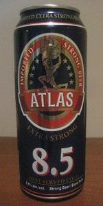 Atlas Extra Strong 8.5