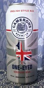 One-Eyed Grouse English Style Ale