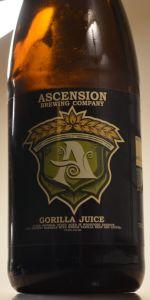 Rye Barrel Aged Gorilla Juice