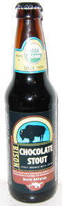 Bison Organic Chocolate Stout