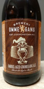 Gnomegang - Barrel-Aged