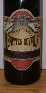 Cantillon Spuyten Duyvil
