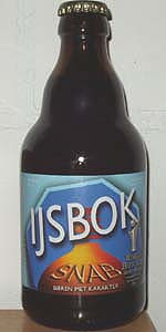 IJsbok (for SNAB)
