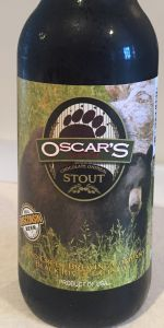 Oscar's Chocolate Oatmeal Stout