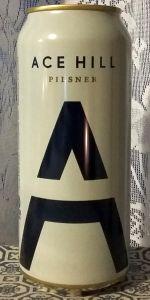 Ace Hill Pilsner