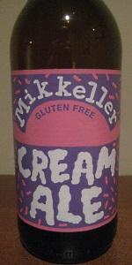 Cream Ale (Gluten Free)