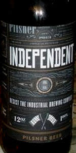 Independent Pilsner