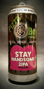 Stay Handsome IPA