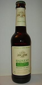 J.W. Lees Harvest Ale (Calvados Cask)