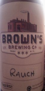 Brown's Rauch