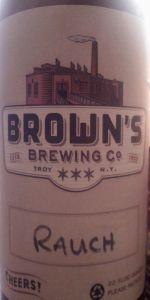 Brown's Rauch