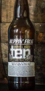 In-TEN-sity - Barrel-Aged