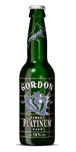 Gordon Finest Platinum 12-12