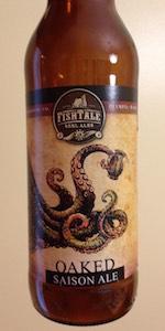 Fish Tale Oaked Saison Ale