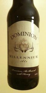 Dominion Millennium Ale