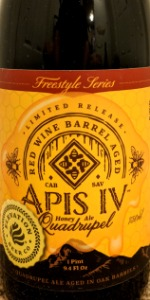 Apis IV - Red Wine Barrel-Aged