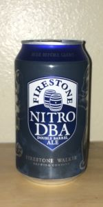 Nitro Double Barrel Ale