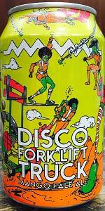 Drygate Disco Fork Lift Truck