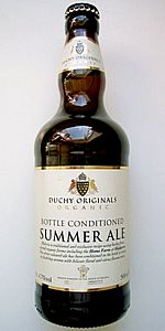 Duchy Originals Bottle Conditioned Summer Ale
