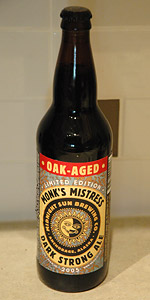 Oak Aged Monk's Mistress Dark Strong Ale