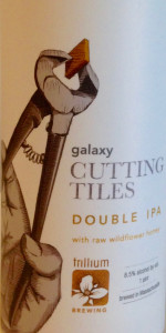 Cutting Tiles - Galaxy