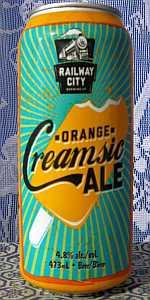 Orange CreamsicAle