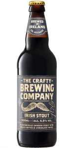 The Crafty Brewing Company Irish Stout