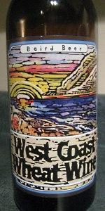 West Coast Wheat Wine