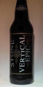 20th Anniversary Encore Series: 02.02.02 Vertical Epic Ale
