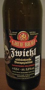 Greif Bräu Zwickl
