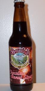 Shenandoah Chocolate Donut Beer