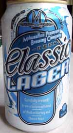 Milwaukee Premium Brewing Company Classic Lager