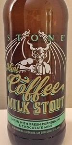 Mint Coffee Milk Stout