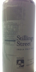 Stillings Street IPA