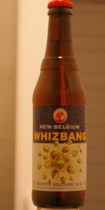 Whizbang Hoppy Blonde Ale