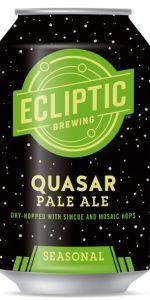 Quasar Pale Ale