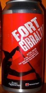 Fort Gibraltar Premium Lager
