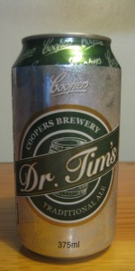 Dr Tim's Traditional Ale