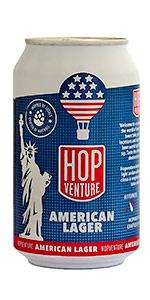 Hopventure American Lager
