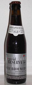 De Dolle Oerbier Special Reserva 2004 (Bottled 2005)