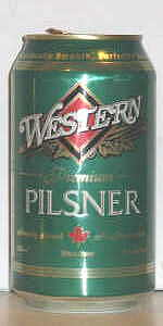 Great Western Premium Pilsner
