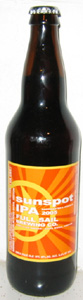 Sunspot IPA (Brewmaster Reserve)