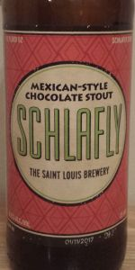 Schlafly Mexican Style Chocolate Stout